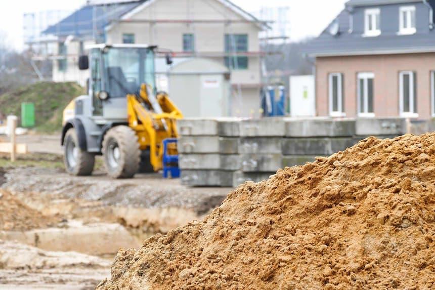 Доставка песка в Одессе.