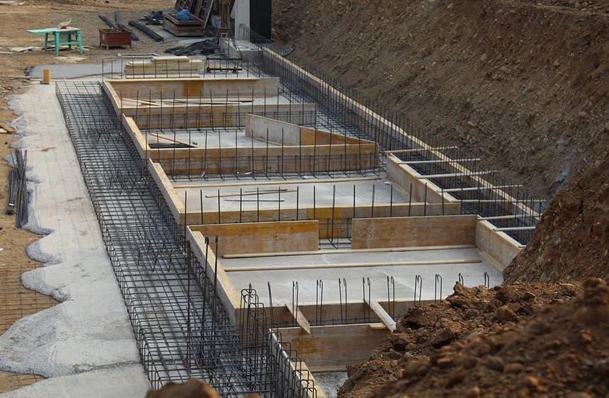 Как выбрать бетон для фундамента?